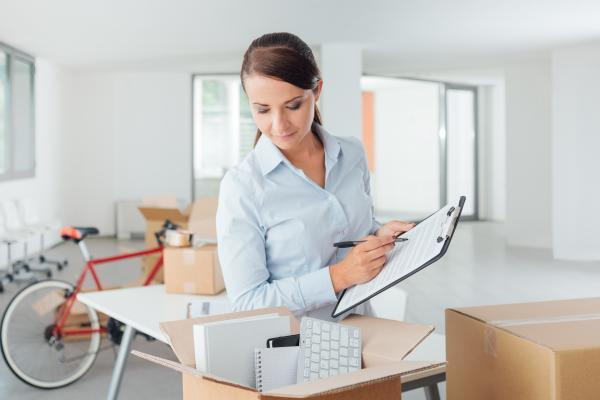 Sparta Calgary Movers Office relocation checklist